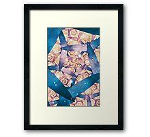 The Mariner's Guiding Star Framed Print
