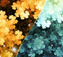 The Path to Self-Improvement Sticker