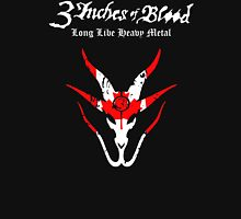 3 Inches Of Blood Unisex T-Shirt