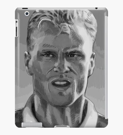 Dennis Bergkamp - Arsenal Legend iPad Case/Skin
