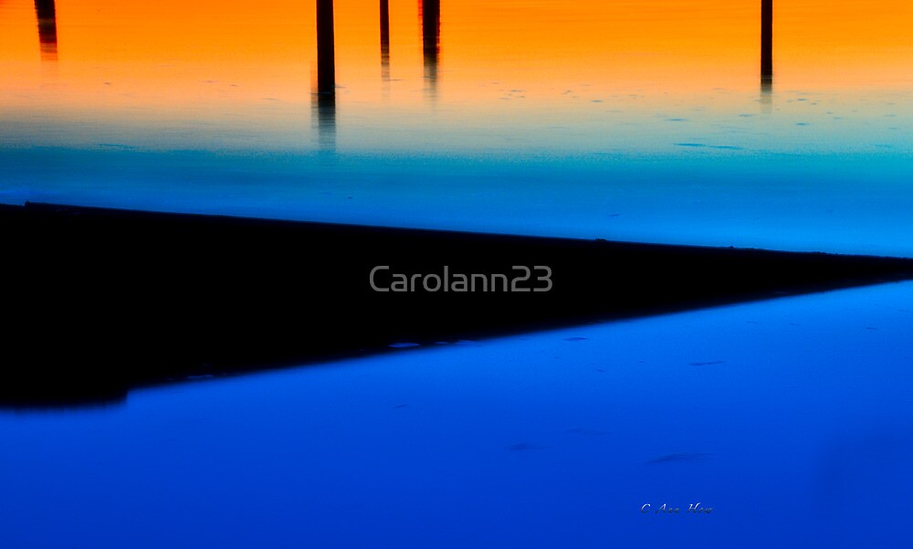 Twilight Abstraction by Carolann23