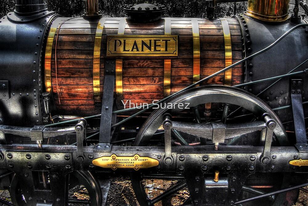 Planet by Yhun Suarez