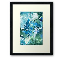 The Four Elements: Water Framed Print