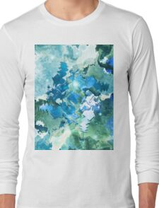 The Four Elements: Water Long Sleeve T-Shirt