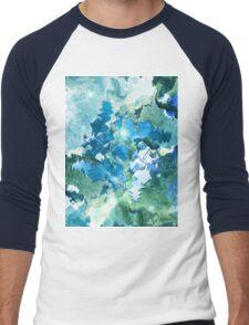 The Four Elements: Water Men's Baseball ¾ T-Shirt