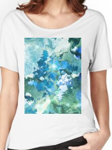 The Four Elements: Water Women's Relaxed Fit T-Shirt