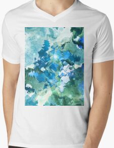 The Four Elements: Water Mens V-Neck T-Shirt