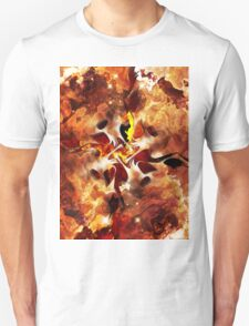 The Four Elements: Fire Unisex T-Shirt