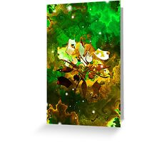 The Four Elements: Earth Greeting Card