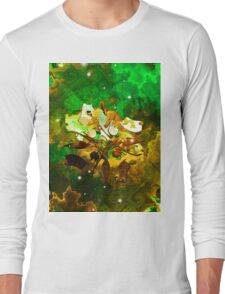 The Four Elements: Earth Long Sleeve T-Shirt