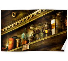 The Olde Apothecary Shop Poster