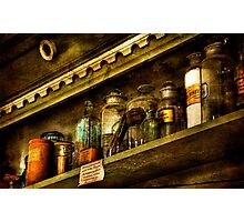 The Olde Apothecary Shop Photographic Print