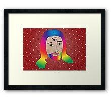 genesis | sinception Framed Print