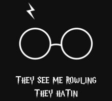 They see me rowling by thehappyiceman7