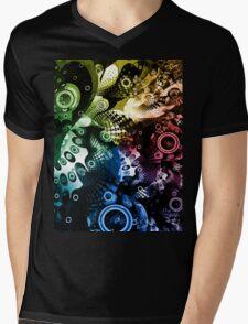 Vector Algebra Mens V-Neck T-Shirt
