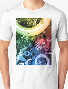 Rainbow Paintbrush T-Shirt