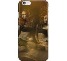 catching spirits  iPhone Case/Skin