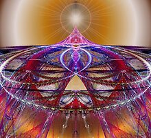 Crystal Visions - Just Like the White Winged Dove by barrowda