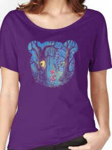 Girl and the bear Women's Relaxed Fit T-Shirt