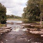 Salmon River, Ontario by Jonathan Doherty