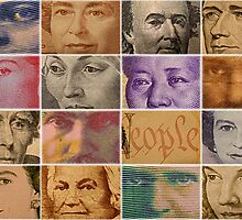Peopled Money by mrthink