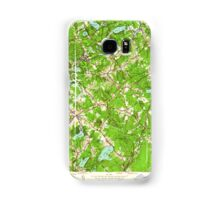 Massachusetts  USGS Historical Topo Map MA Westford 350715 1950 24000 Samsung Galaxy Case/Skin