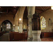 St Mary Newington Photographic Print