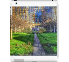 Urban Cottage iPad Case/Skin