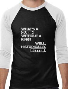 QUEEN. Men's Baseball ¾ T-Shirt