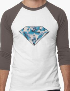 Thief - Diamond Men's Baseball ¾ T-Shirt