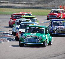 Mini racers by Tony Reed