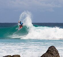Taj Burrow on Snapper by Nick Moore Photography