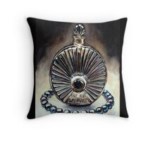 La Perle Noire 1922 Throw Pillow