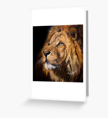 HRH - His Royal Highness Greeting Card
