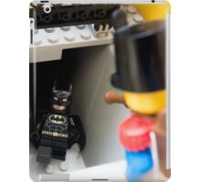 How did you find out about the new Batcave? iPad Case/Skin
