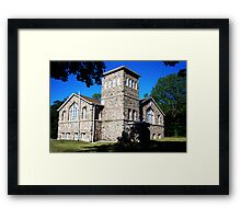 Calvin Community Chapel Framed Print