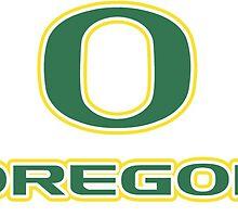 Oregon Ducks  by laurengutii