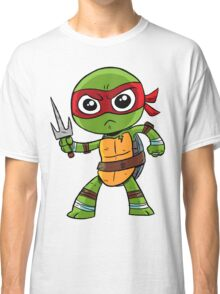 He's cool, but rude. Classic T-Shirt