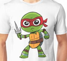 He's cool, but rude. Unisex T-Shirt