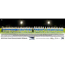 2010 East Coast Eagles Under 18 Squad Photographic Print