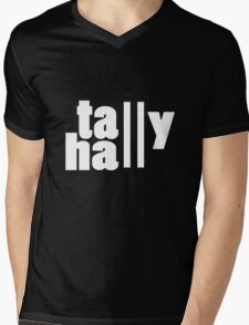For lack of a tally hall geek funny nerd Mens V-Neck T-Shirt
