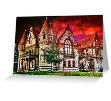 Wellesley Town Hall, MA Greeting Card