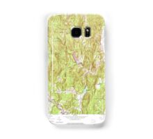 Massachusetts  USGS Historical Topo Map MA Williamsburg 351428 1964 25000 Samsung Galaxy Case/Skin