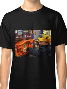 A little boy's day at the arcade Classic T-Shirt