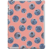 Blueberry pattern iPad Case/Skin