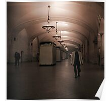 Leaving Grand Central Terminal Poster
