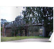 swing bridge longford 3 Poster