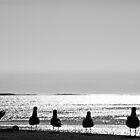 Le Conquet - Regardons la mer by Jean-Luc Rollier