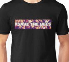 #SAVETHEBEES  Unisex T-Shirt