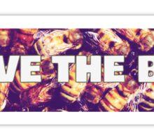 #SAVETHEBEES  Sticker
